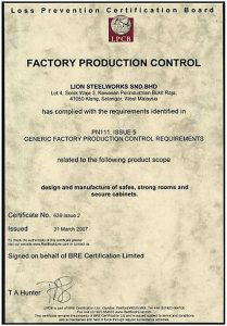 factory-production-control-cerrtificate