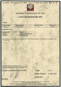 lion-steelworks-cerrtificate